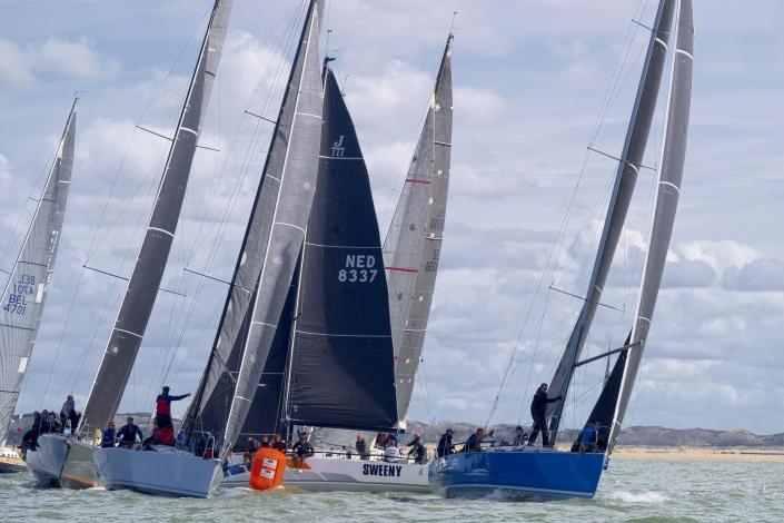 Damen Breskens Sailing Weekend