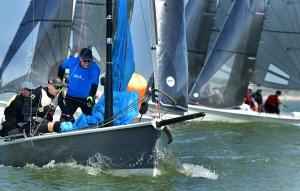 SB20 Ostend Sailing Weekend